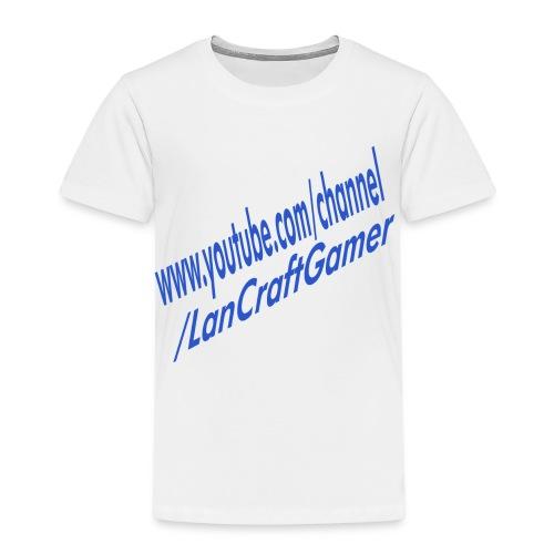 Delux LanCraftGamer Clothes/Accessories - Premium-T-shirt barn