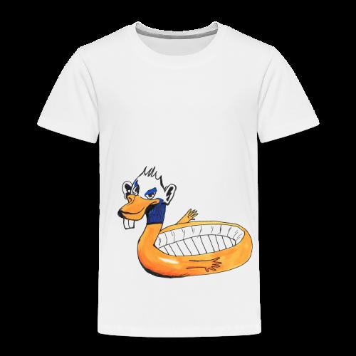 dinghy - Kinder Premium T-Shirt