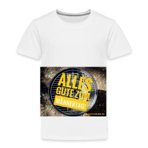 Männer-Tag - Kinder Premium T-Shirt