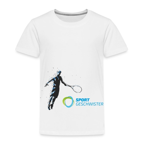Flying SportGeschwister Player - Kinder Premium T-Shirt