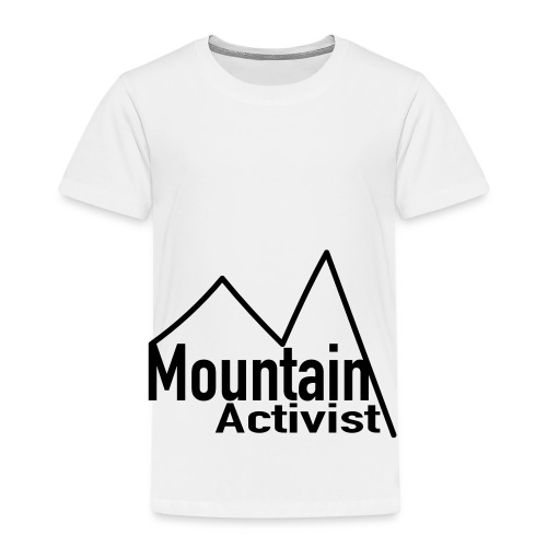 Mountain Activist - Kinder Premium T-Shirt