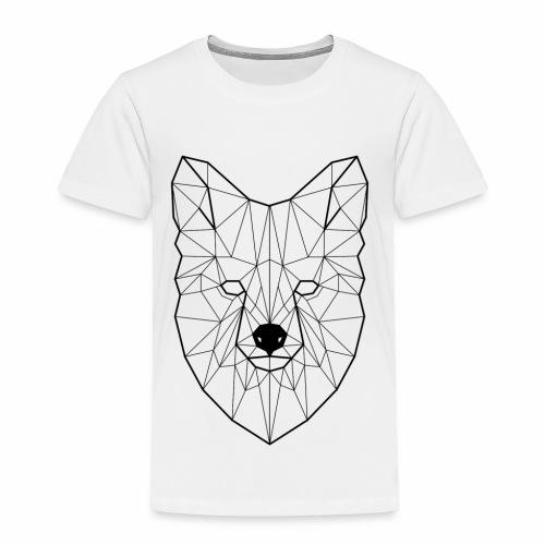 iacobusk - fox / lis - Koszulka dziecięca Premium