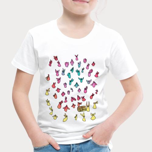 Angels • Under my skin - T-shirt Premium Enfant