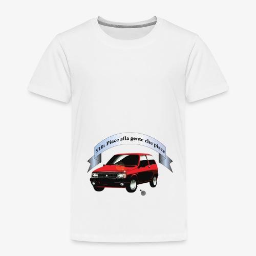Y10: Piace alla gente che piace vers.2 - Maglietta Premium per bambini
