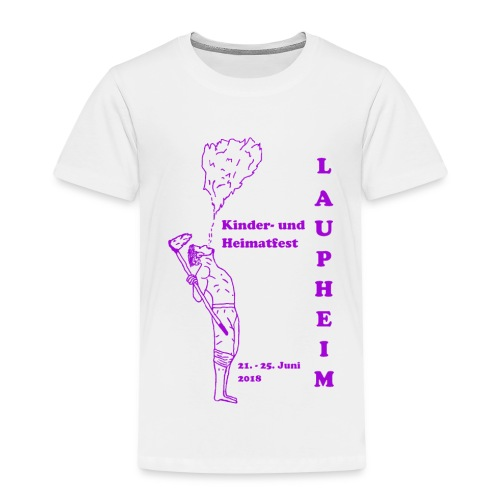 KuH Shirt 2018 - Kinder Premium T-Shirt