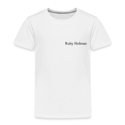 Ruby Holman - T-shirt Premium Enfant