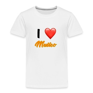 I love Mexico T-Shirt - Kids' Premium T-Shirt