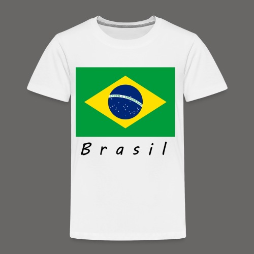 Brasil - Kinder Premium T-Shirt