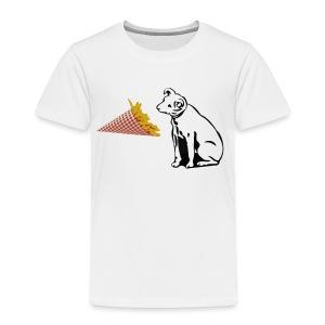 Frites Dog - T-shirt Premium Enfant