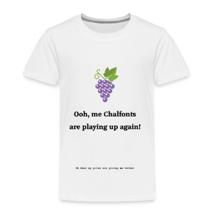 Chalfonts - Kids' Premium T-Shirt