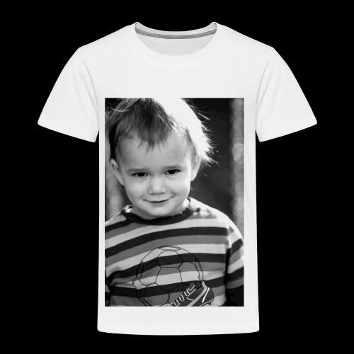 kleiner Junge - Kinder Premium T-Shirt