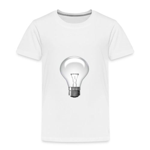 Glühlampe - Kinder Premium T-Shirt