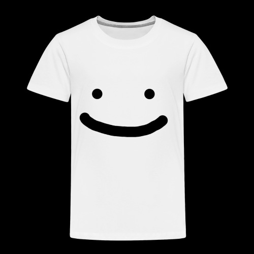 Smile - Koszulka dziecięca Premium