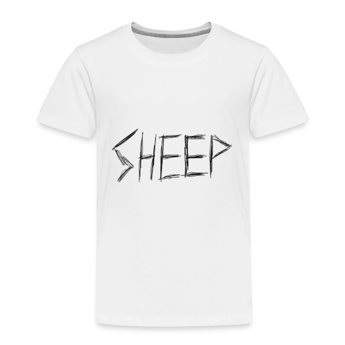 sheep. - Kids' Premium T-Shirt