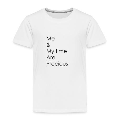 Precious time - Kinderen Premium T-shirt