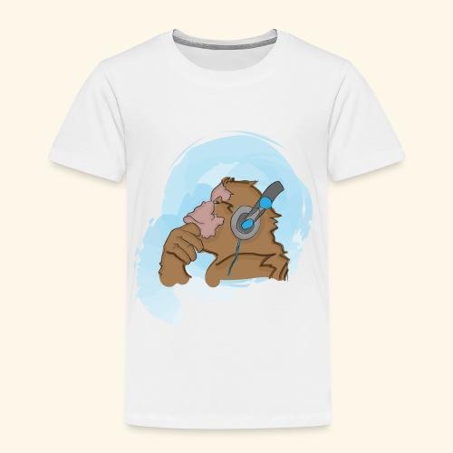 Singe musical - T-shirt Premium Enfant