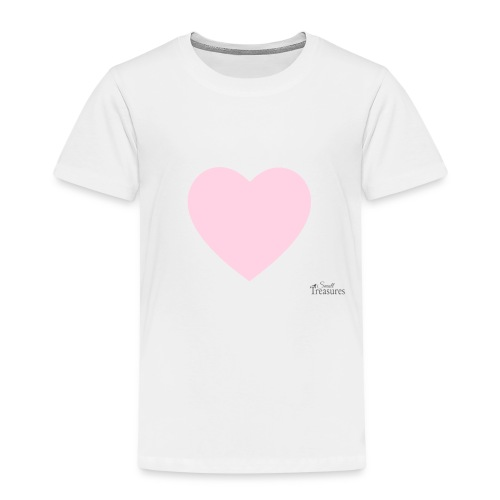 Oberteile mit Rosa herz | XxKeksixX - Kinder Premium T-Shirt