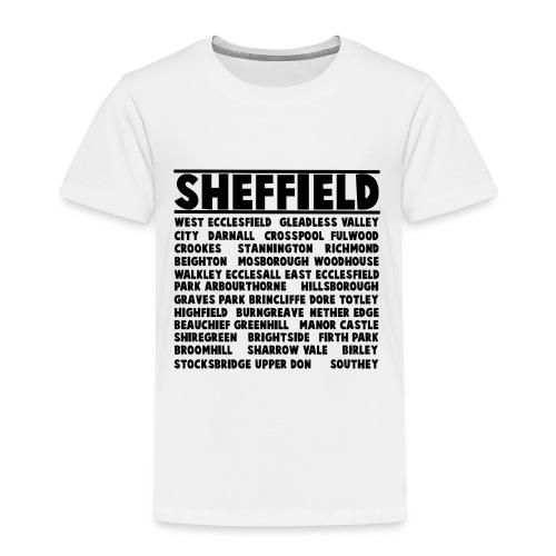 Sheffield City - Kids' Premium T-Shirt