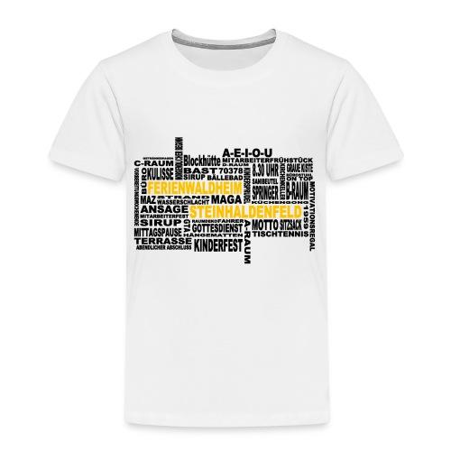 FWH - Wortwolke - Kinder Premium T-Shirt