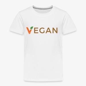 vegan - Kids' Premium T-Shirt