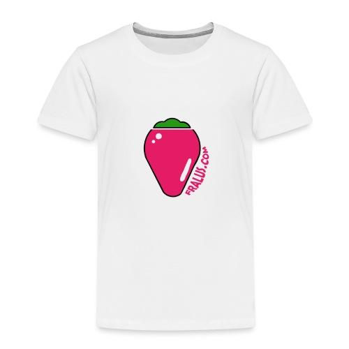 Logo Fralus - Maglietta Premium per bambini
