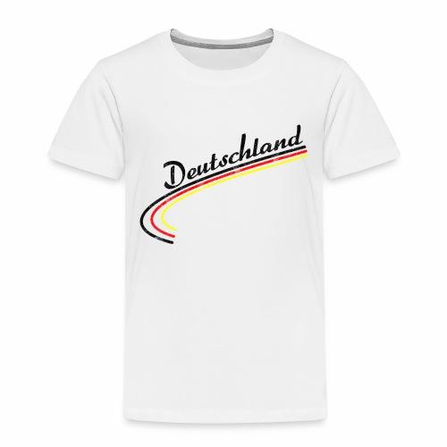 Deutschland Logo - Kinder Premium T-Shirt