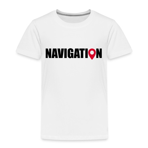 NAVIGATION - T-shirt Premium Enfant