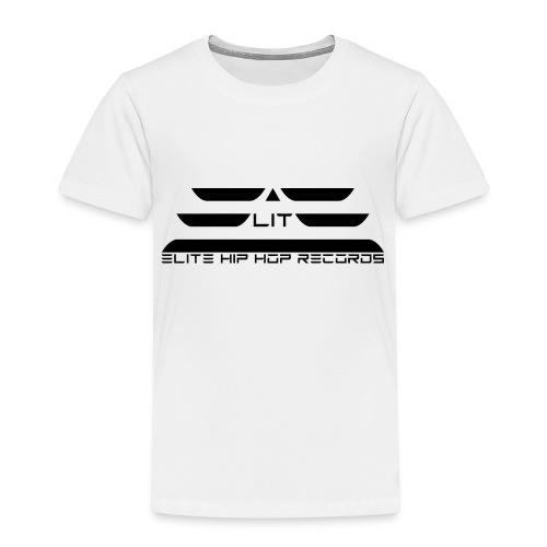 Logo EHHR Black - Camiseta premium niño