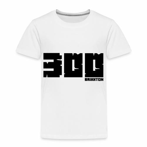 BrixxtoN 300 Abo Schwarz - Kinder Premium T-Shirt