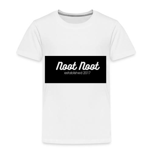 Noot Noot established 2017 - Kids' Premium T-Shirt