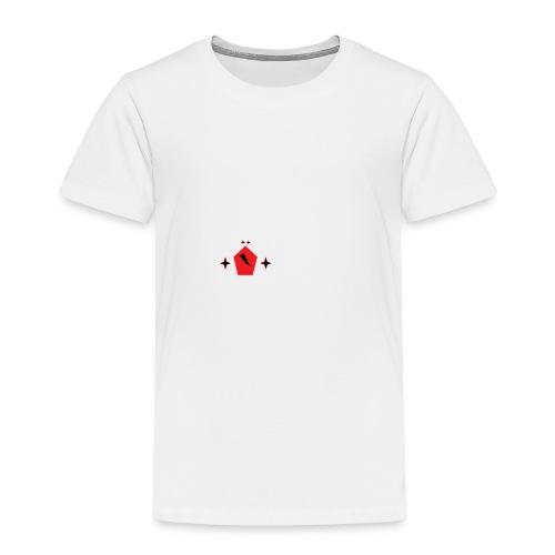 Red trapeze - Kinder Premium T-Shirt