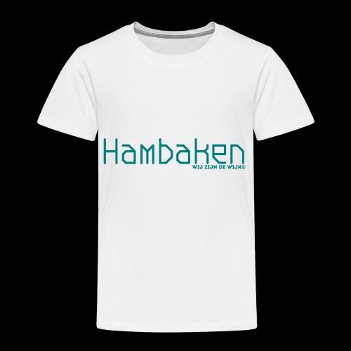 Hambaken Plasmatic Regular - Kinderen Premium T-shirt