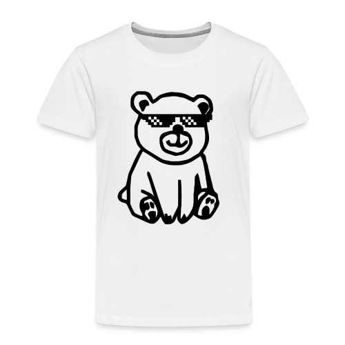 Rhyme Bear - Kinder Premium T-Shirt