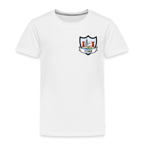 Cork - Eire Apparel - Kids' Premium T-Shirt