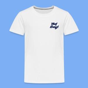 chef daryl design - Kids' Premium T-Shirt