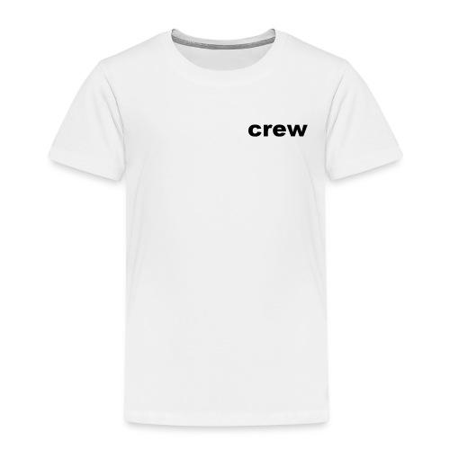crew kleding - Kinderen Premium T-shirt