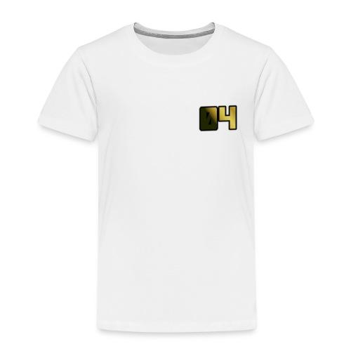 OllyTV 04 Logo design - Kids' Premium T-Shirt