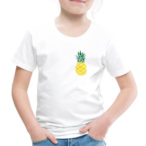 Pineapple - Kinderen Premium T-shirt