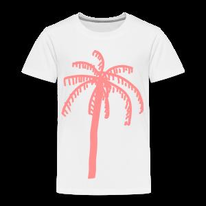 Palme No.1 - Kinder Premium T-Shirt
