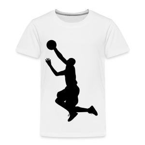 BALONCESTO - Camiseta premium niño