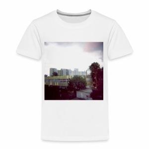 Original Artist design * Blocks - Kids' Premium T-Shirt