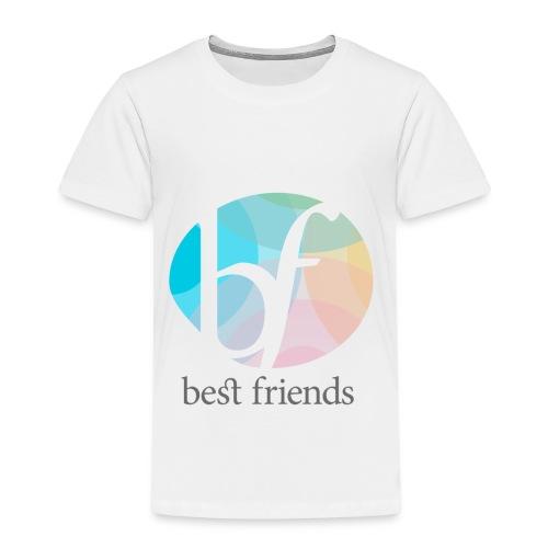 BestFriendsCW png - Kinder Premium T-Shirt