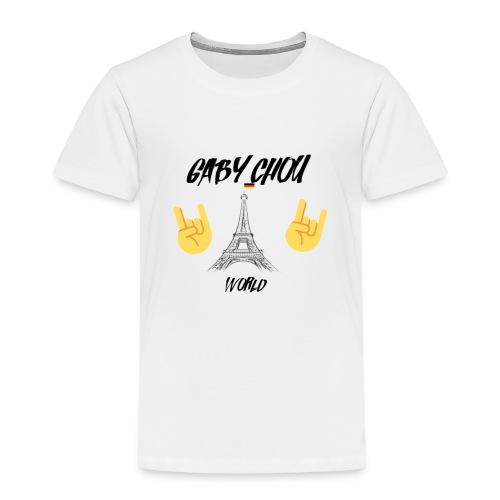 Gaby Chou crée par Colonel Salopard - T-shirt Premium Enfant