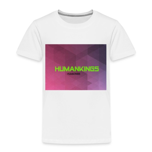 HumanKings CSGO klan - Premium T-skjorte for barn