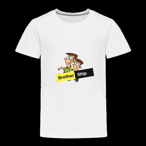 Nieuwe kleding met nieuwe producten! - Kinderen Premium T-shirt