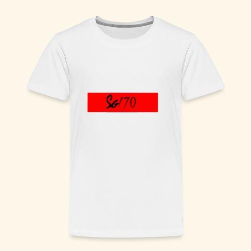 Red Sg170 - Kids' Premium T-Shirt