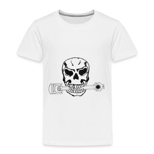 Kolbenfresser schwarz - Kinder Premium T-Shirt