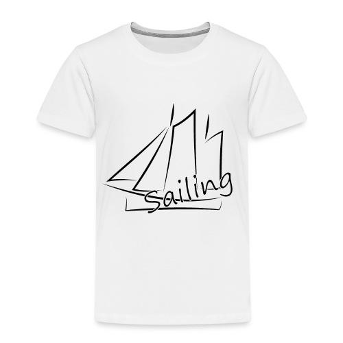 seglen - Kinder Premium T-Shirt