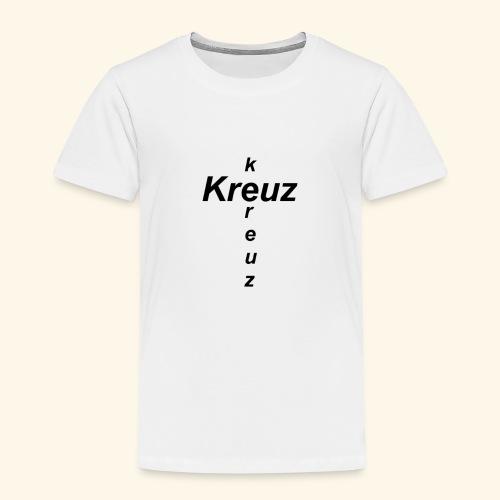 kreuz - Kinder Premium T-Shirt