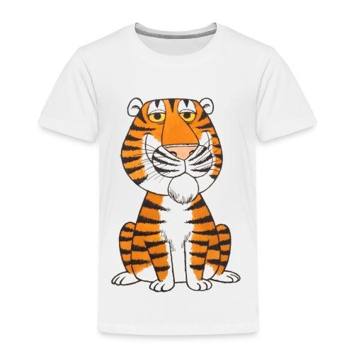kidscontest Tiger - Kids' Premium T-Shirt
